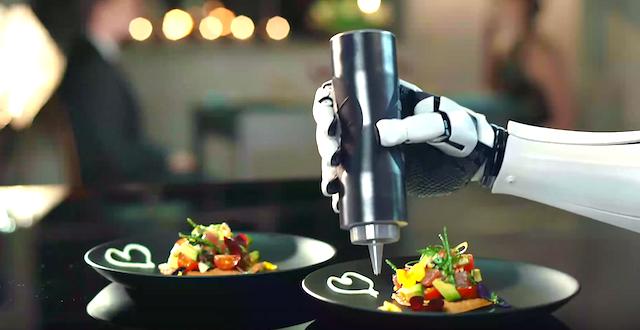 家庭用「ロボットシェフ」 料理の腕前がスゴイ・・・850万でも安い!