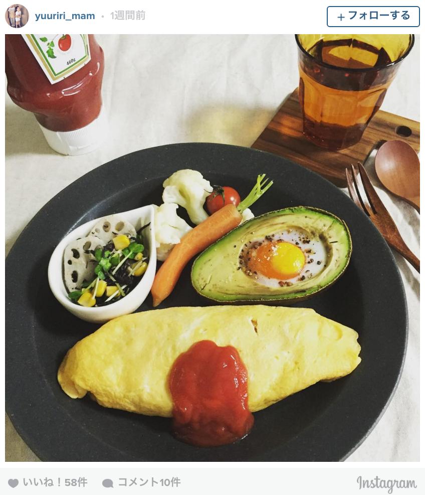 【夢のコラボ】アボカドの新しい食べ方「エッグボード」がたまらん・・・