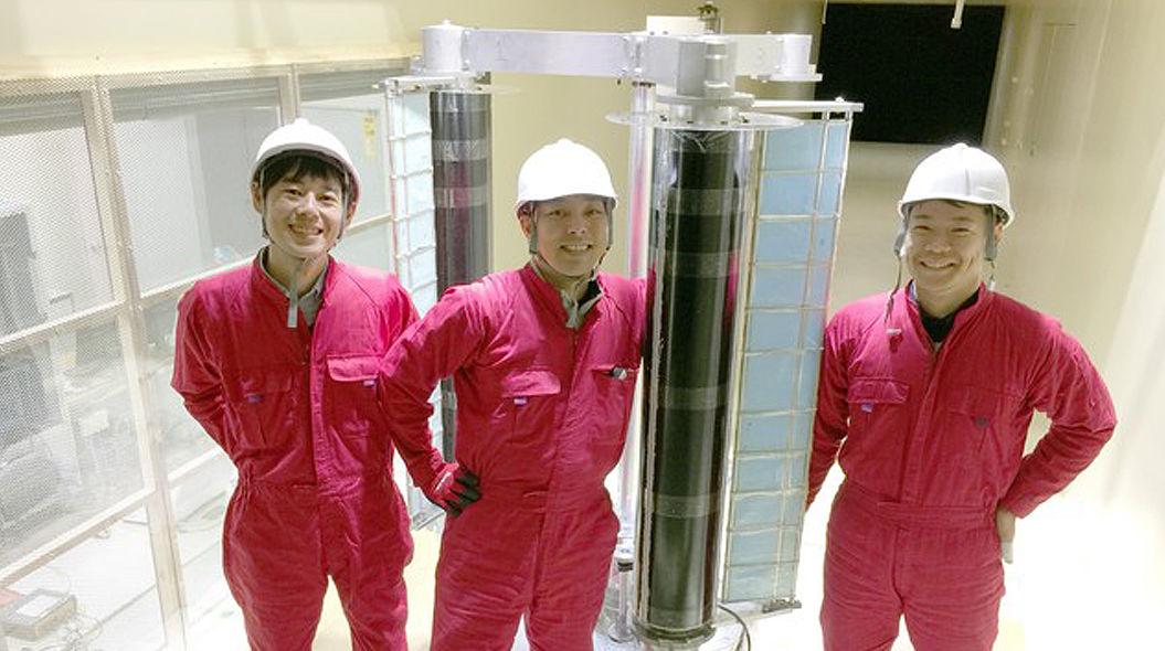 代替エネルギーは台風!世界初「プロペラのない風力発電機」を町工場が開発 | TABI LABO