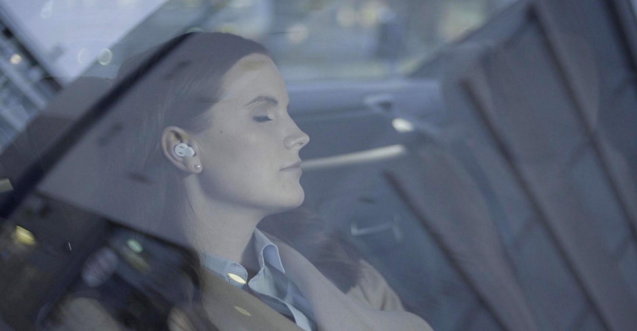 驚くほど、ぐっすり眠れる「デジタル耳栓」に注文殺到