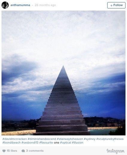 シドニーに「天国への階段」が存在した! これは、登りたい・・・