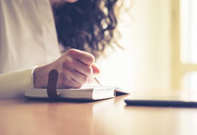 日記やブログを習慣付ける