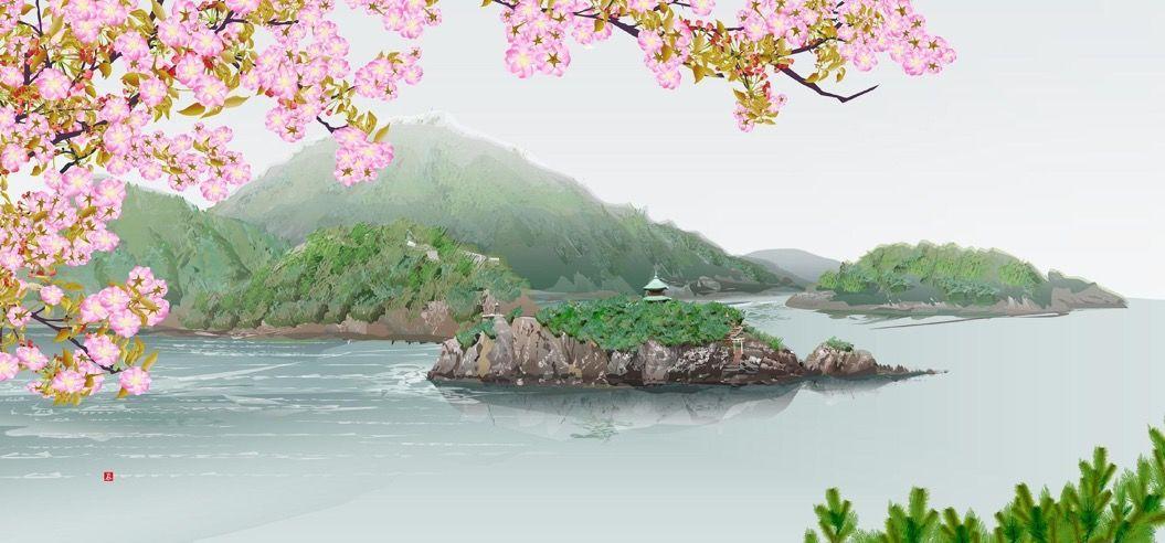 これ、全部「Excel」で描いたんです。日本人男性によるデジタルアートが海外で話題に!
