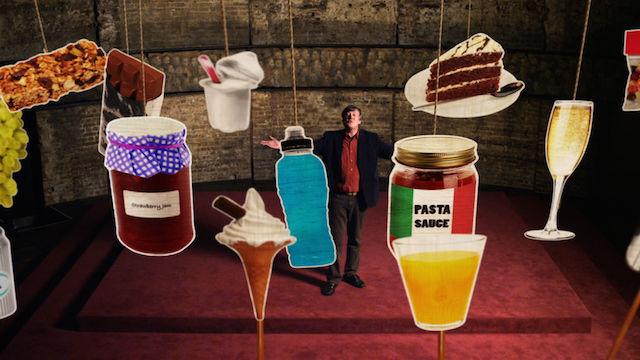 【実験動画】スプーン40杯分の砂糖を、60日間食べ続けると体はどうなる?