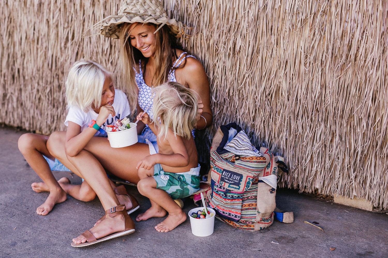 シンプルなのに豊かな毎日。ハワイで暮らす4人家族の「食卓」がステキすぎる