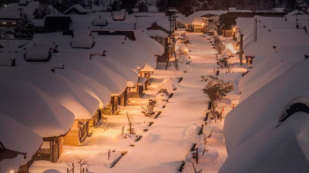 江戸時代にタイムスリップ? 福島県大内宿の町並みが、ロマンに溢れていた。