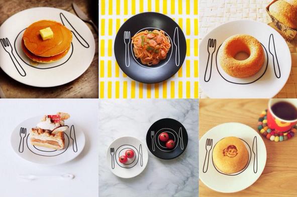 イギリス人デザイナーが手がける、料理をのせるだけで「かわいく」見えるお皿