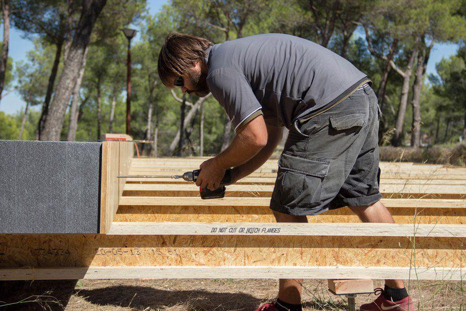 何これ欲しい!レゴのようにブロックを積んで建てる「PopUp House」