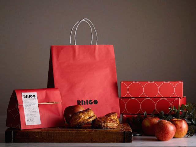 焼きたてカスタードアップルパイ専門店「RINGO」が池袋にオープン!