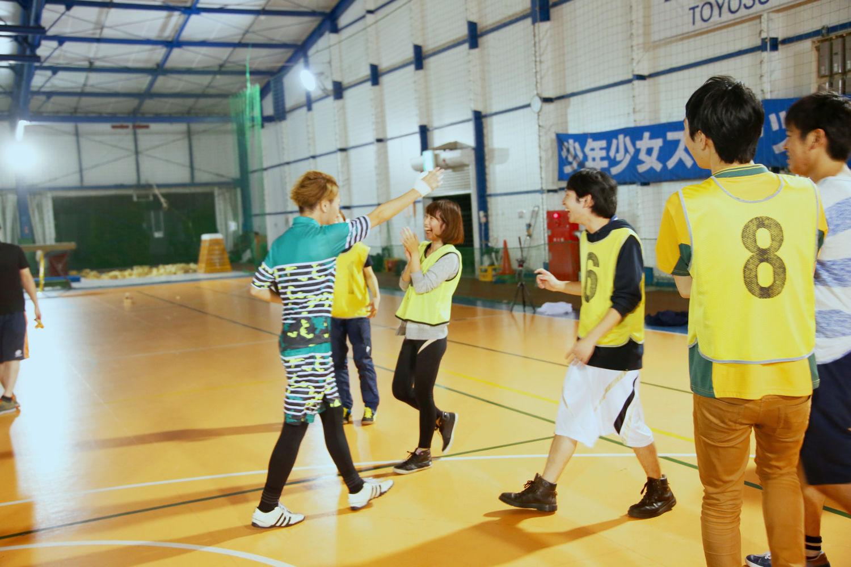 もしも、バスケのボールが赤ちゃんだったら・・・新感覚ゆるスポーツ「ベビーバスケ」が楽しそう!