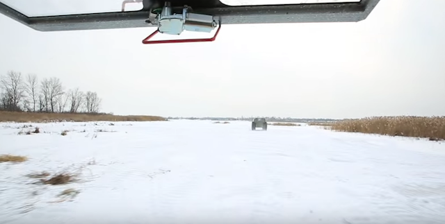 ロシアが生んだ最強の「クロスカントリーカー」  迫力がとんでもなかった