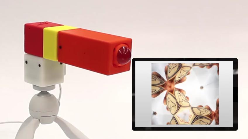 まるでレゴブロック!組み立て式カメラ「Cambits」が楽しそう