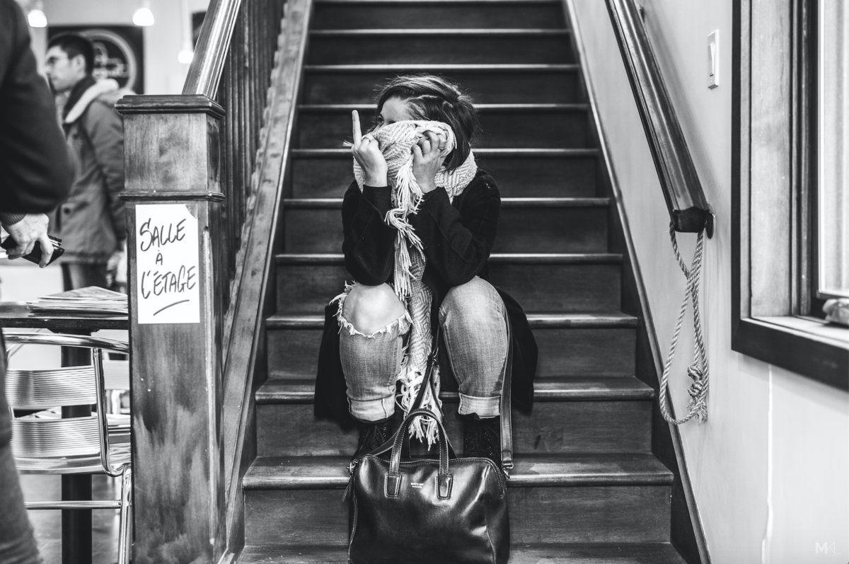 「写真嫌いな彼女」を撮影した20枚のポートレイト作品