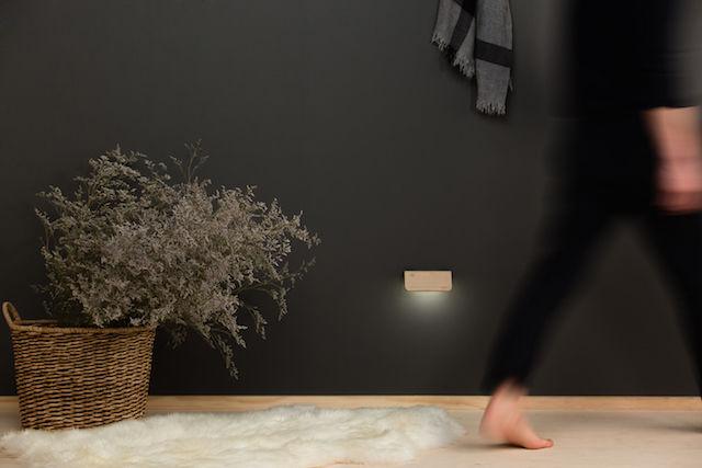 ソーラー式の間接照明「Ellum Solar」 コンパクトで便利そう!