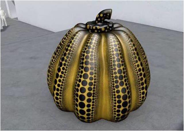 草間彌生作品も展示!「バーチャル美術館」でのアート体験がリアルすぎる・・・