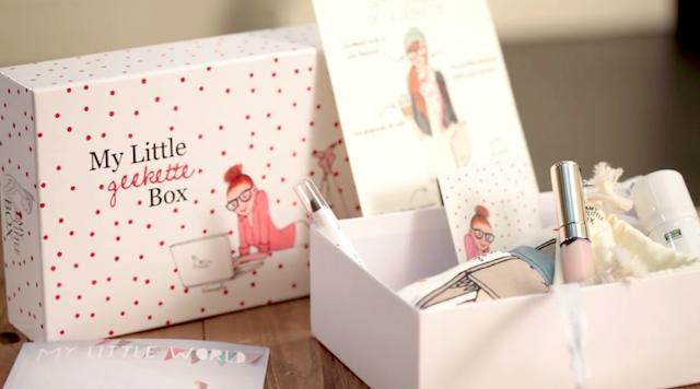 毎月PARISから届くサプライズ。「My Little Box」を知っていますか?