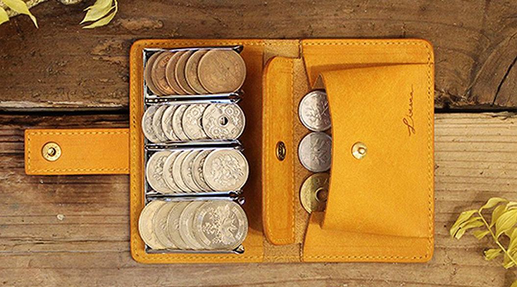コインを整列できる「財布」がめちゃ便利そう   ガジェット通信