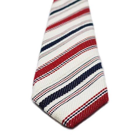 世界の伝統織物をネクタイにしたブランド「TUNDRA」って?