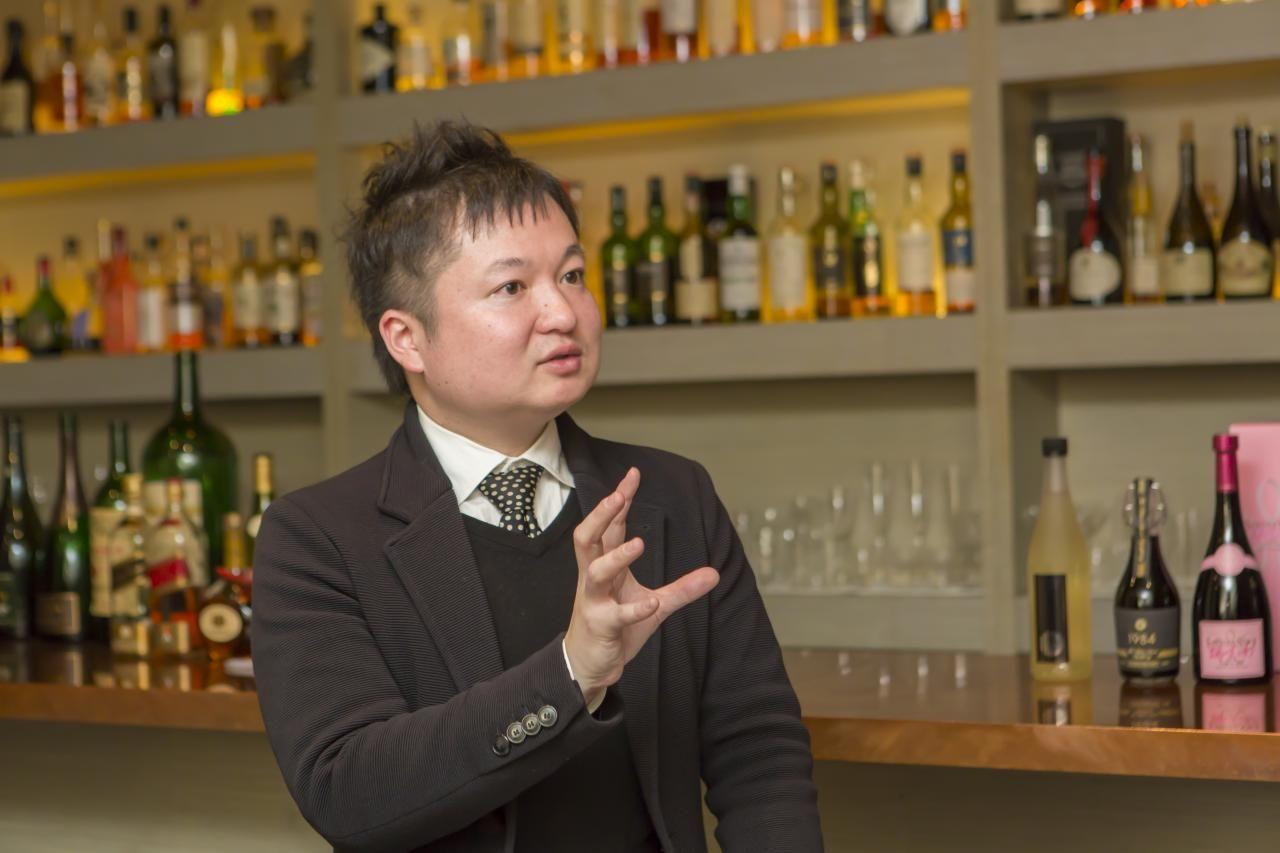 「目指すのは、ボルドーやブルゴーニュのようなまちづくり」。新しい視点で日本酒の可能性を切り開く男