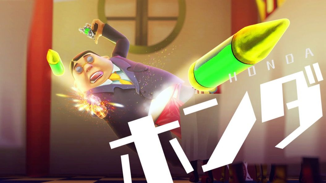 実話をもとにしたアニメ『SUSHI POLICE』の勢いが、どんどんエスカレート!