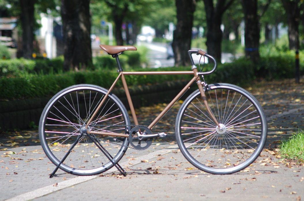 世界に1台だけの自転車をwebでカスタマイズ!組み合わせは無限大