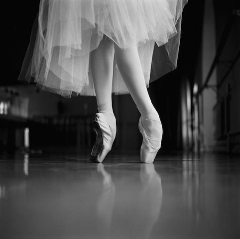 華やかなバレエの舞台裏(写真28枚)