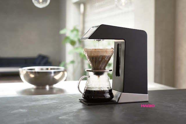 好みの淹れ方にカスタマイズできる「次世代型コーヒーメーカー」が登場