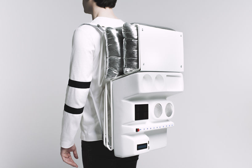 多機能リュック「Technopicnic」が提案する、イマドキなピクニックって?