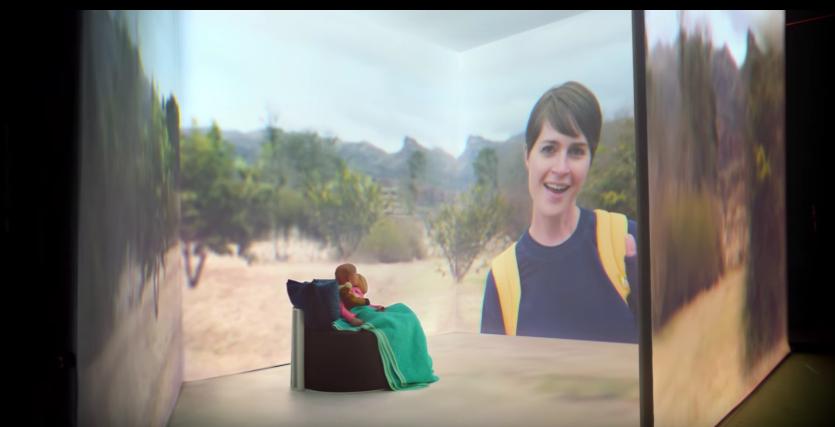難病の子どもに、360度カメラで「夢」を届けた旅行サイト
