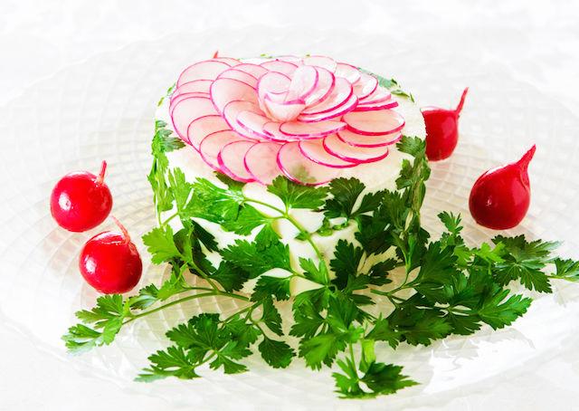実はこれ、デコレーションケーキではないんです。
