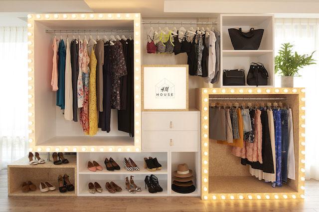 1軒まるごとクローゼット!「H&M HOUSE」が体験入居者を募集しています