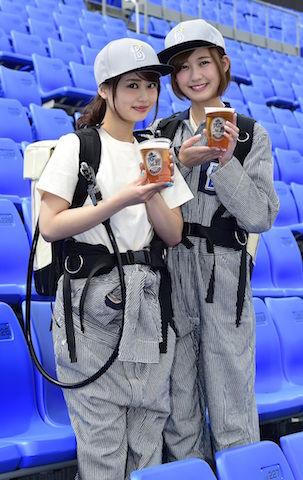 横浜スタジアム場内で、オリジナル醸造ビール「BAYSTARS ALE」が販売開始!