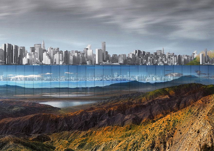高さ300mの壁で囲んだ、新しい「セントラルパーク」が圧巻!(米・NY)