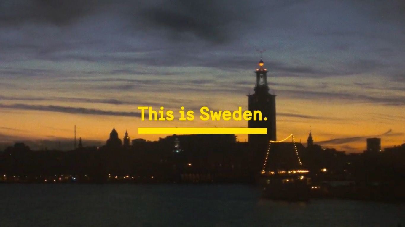 コレは見入る!スウェーデン公式PR動画に描かれた「暮らしの景色」