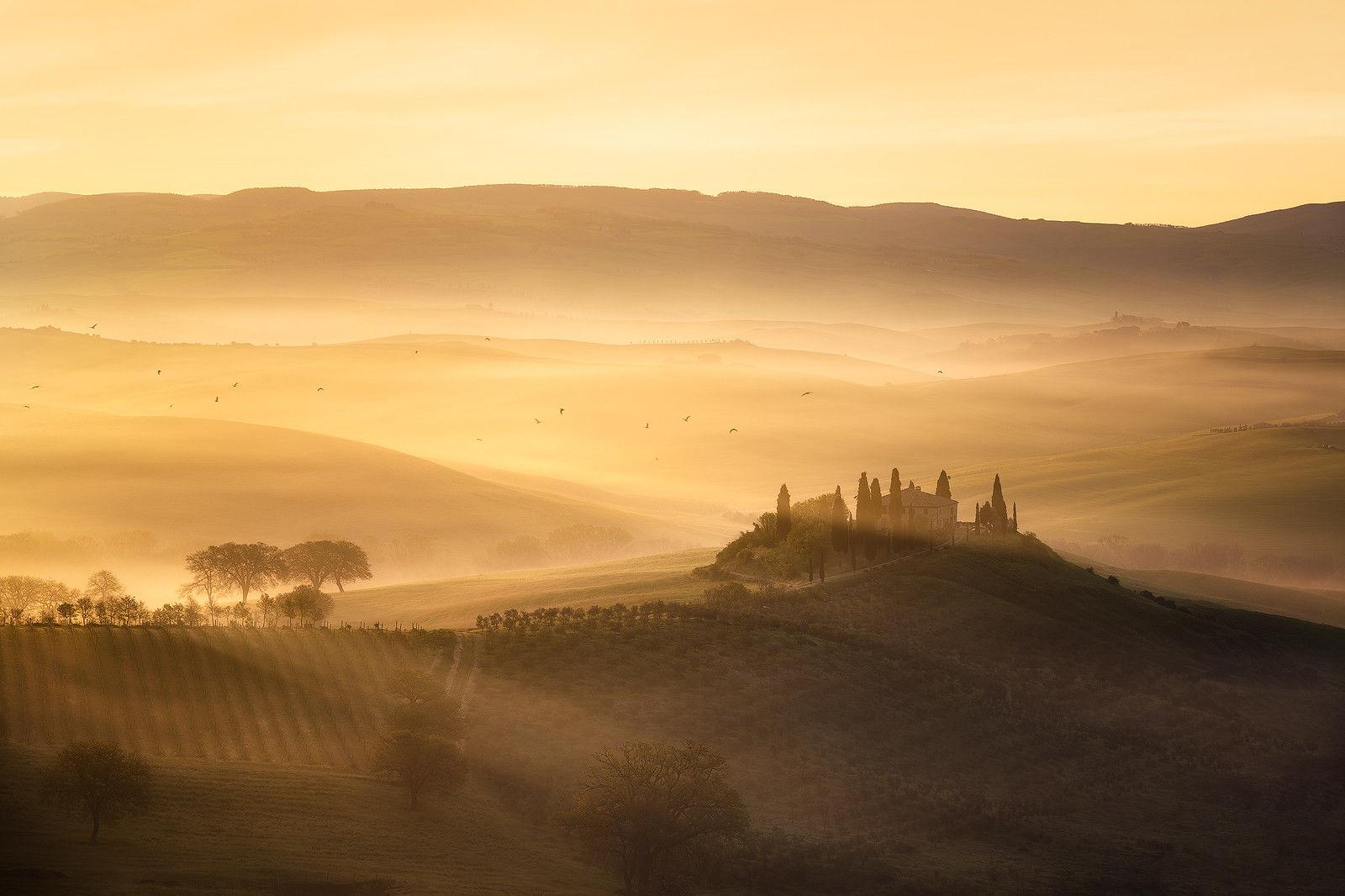世界中の「おはよう」を集めた風景写真が美しい・・・