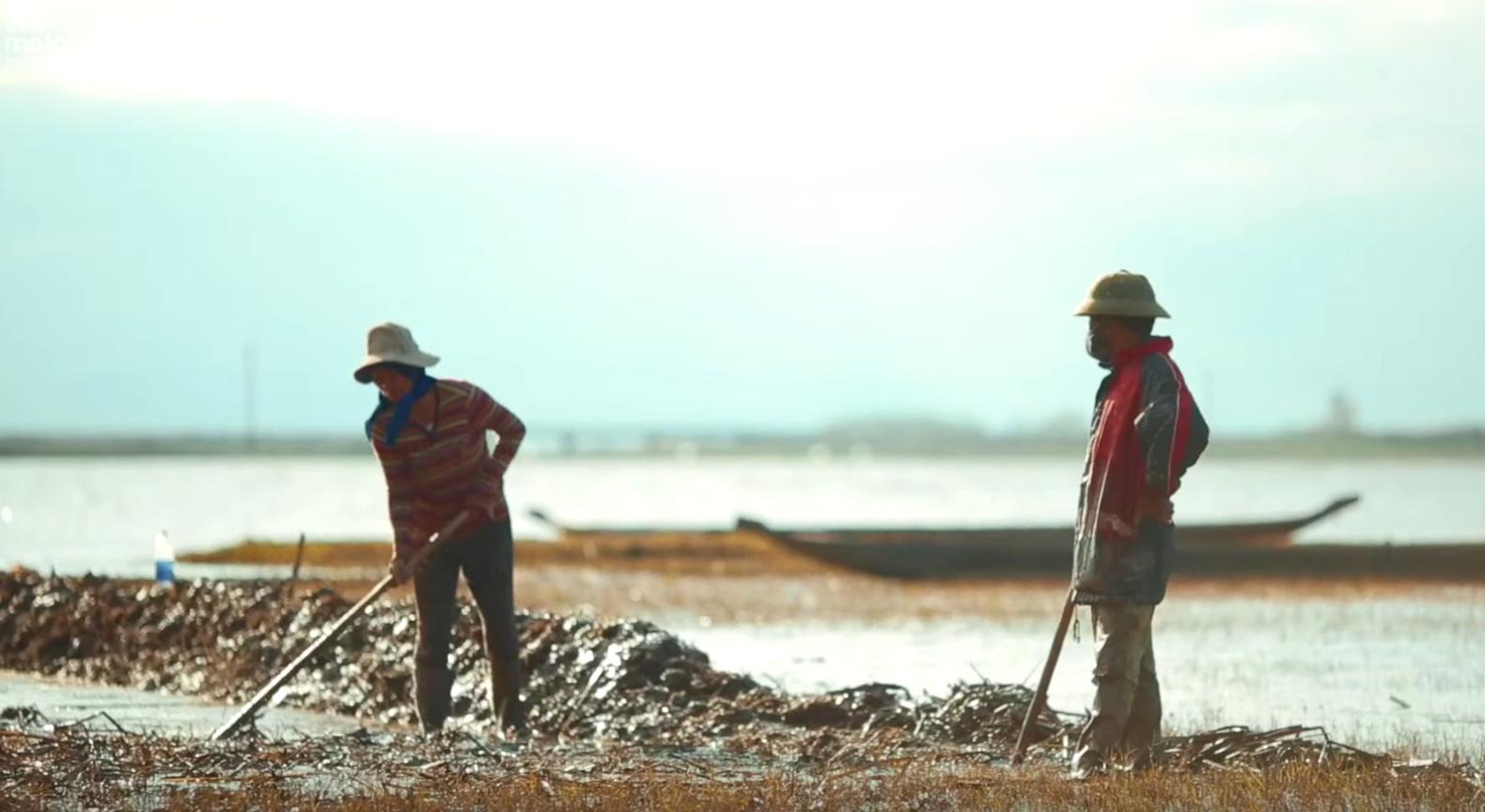 90秒間の「ベトナム体験」。人と大地の息づかいを感じる動画