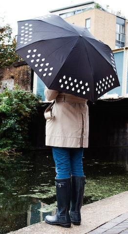 雨の日が待ち遠しくなる「特別なアンブレラ」