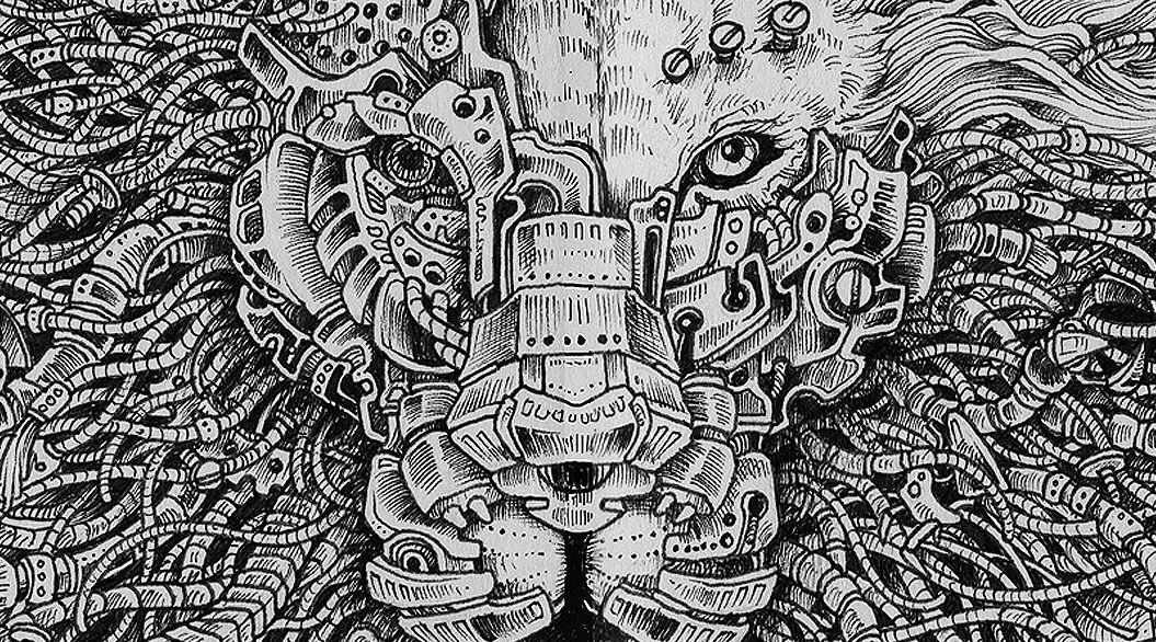 その才能に嫉妬する。極細黒ペンのみで描き上げた、世界一の「イタズラ書き」 | TABI LABO