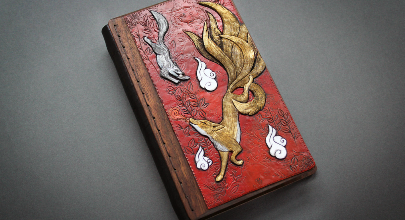 「手づくりブックカバー」で、世界に一つだけの本をつくろう