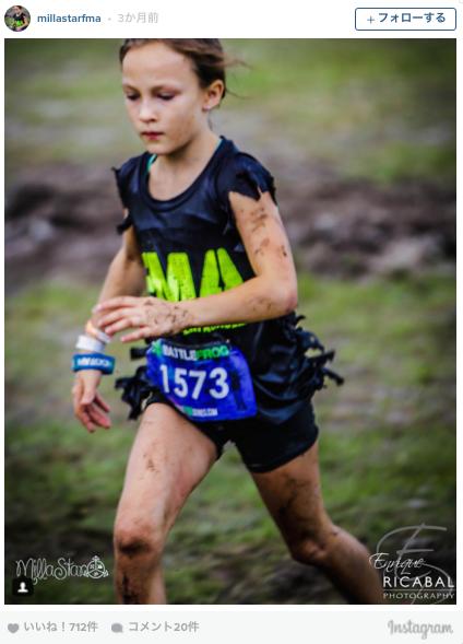 【9歳の少女がなぜ?】ネイビーシールズ仕込みの過酷な耐久レースに挑んだワケ