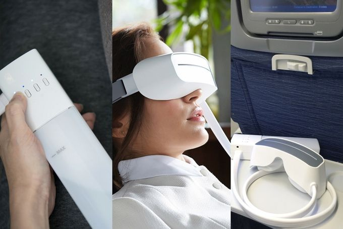 全ての現代人に!「温・冷水」で目をリラックスさせる新デバイスがすごい