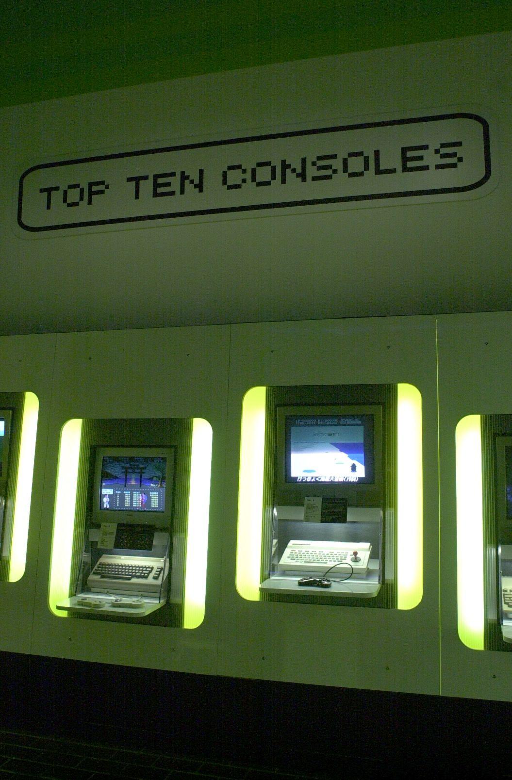 PlayStation®VRや、もうプレイできない伝説のゲームで遊べる企画展「GAME ON」が楽しそう!