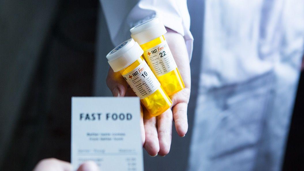 ファーストフードのレシート持参でサプリがもらえる!「FAST Food AID」が期間限定オープン中