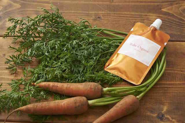 赤ちゃんにも四季を感じる食事を。旬の採れたて野菜でつくる「オーガニックベビーフード」
