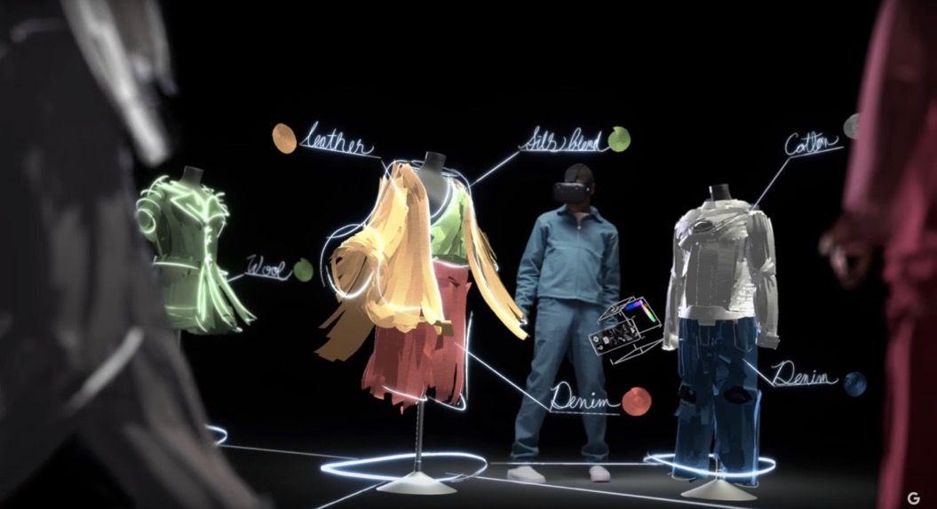 VRで立体創作できるツール「Tilt Brush」がスゴイ。5月は体験展示があるよ!