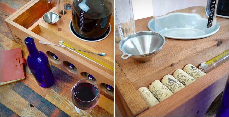 これで、ワインが醸造できます。(ビール用もある!)