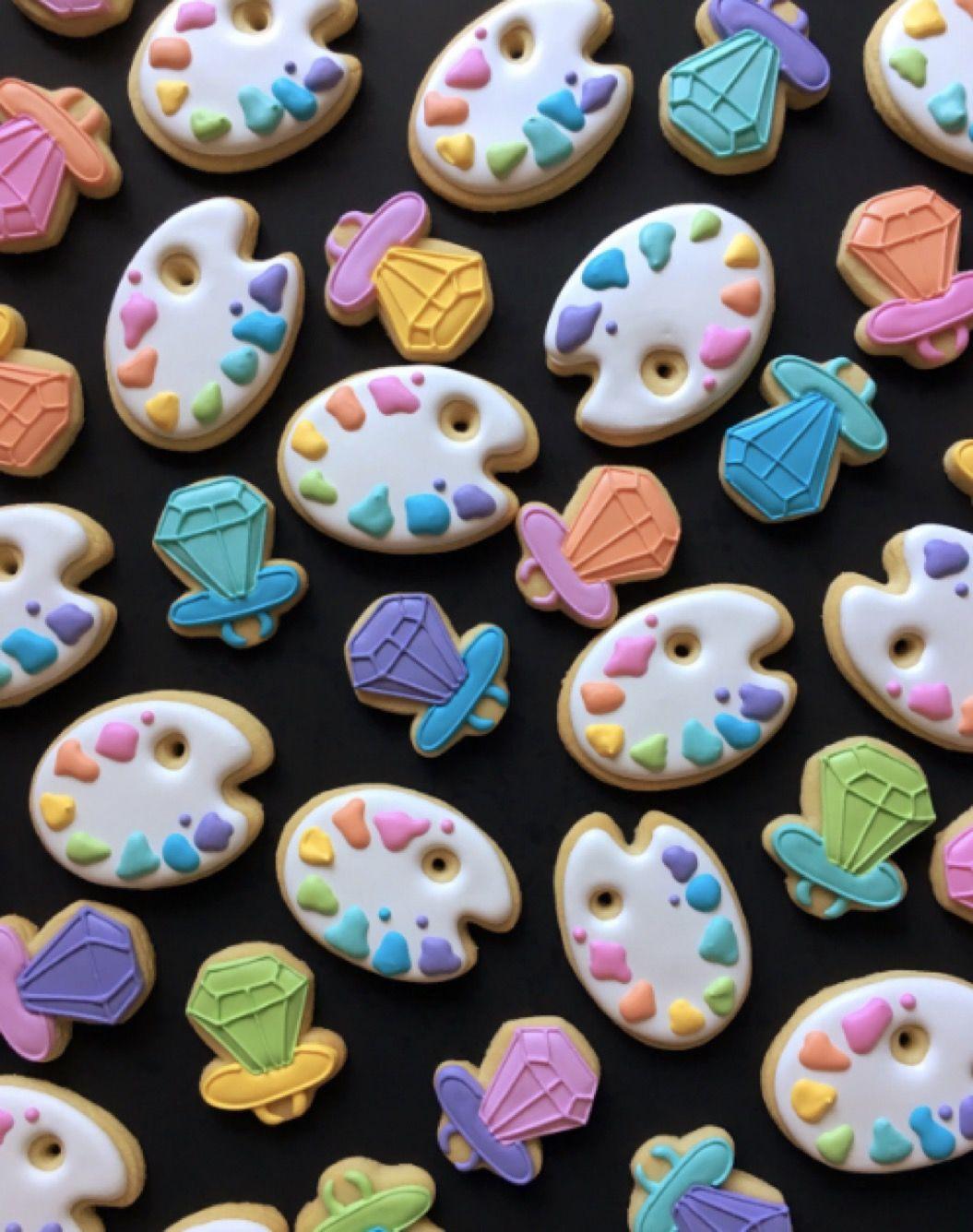 グラフィックデザイナーがアイシングクッキーを作ったら・・・