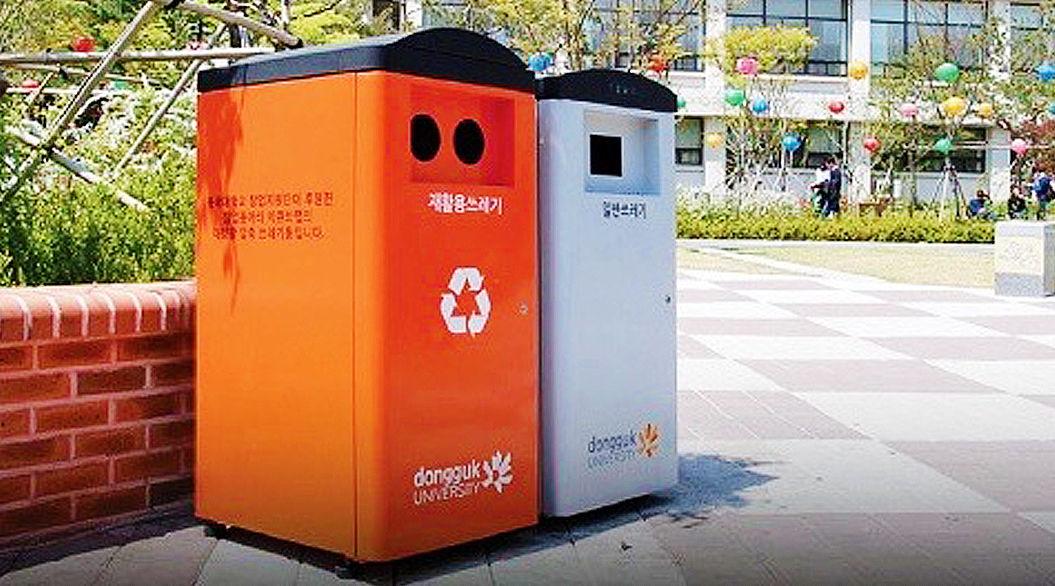 「廃棄量・コスト・CO2」すべてを圧縮するスマートゴミ箱がすごい
