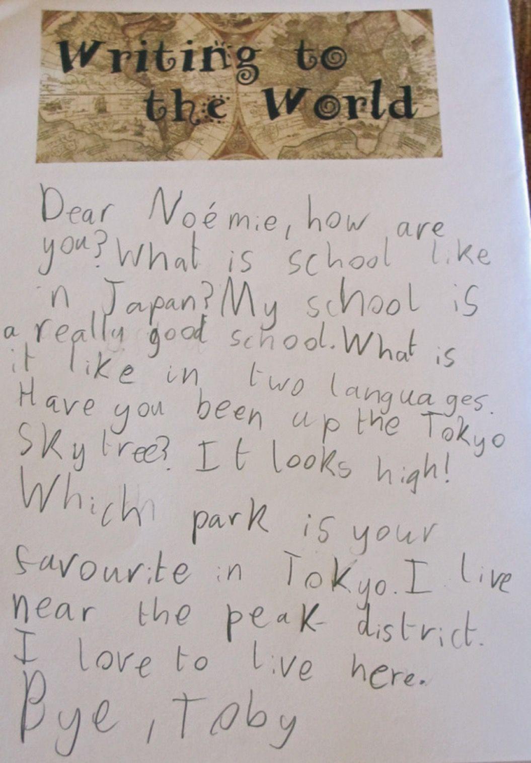 その数800通以上!世界すべての国に手紙を書いた8歳の少年