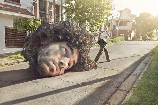 「あってはいけない世界」をフルスロットルで体現する、ブエノスアイレスの若手芸術家
